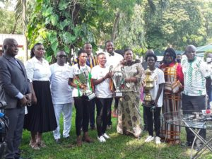 First Lady donates GHghs30,000 to Hasaacas Ladies