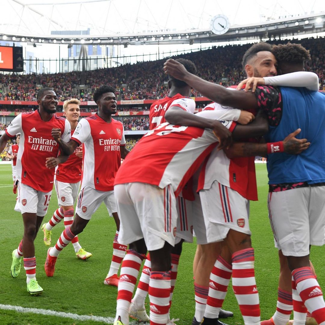 'It feels good to be back' - Thomas Partey reacts to Arsenal win against Norwich