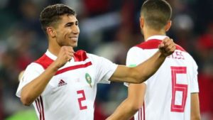 2022 FIFA WQ: Morocco beat Guinea-Bissau 5-0 in 'away' tie
