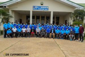 30 Elite female referees undergo training at Prampram