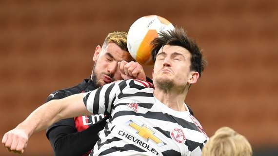 PREMIER - Maguire: I am getting better, I am progressing as I should be