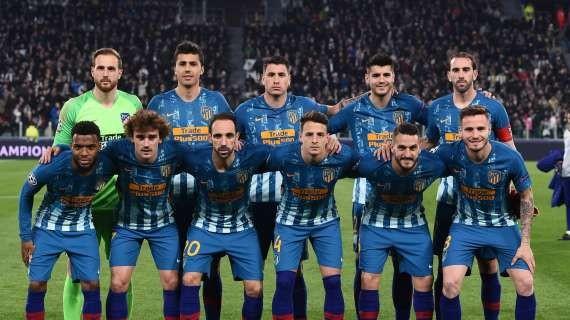 LIGA - Atlético de Madrid have identified Luis Suarez's successor