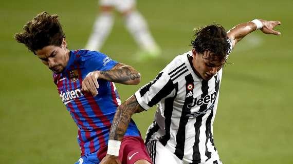 LA LIGA - Two clubs after Barcelona FC frontliner Collado