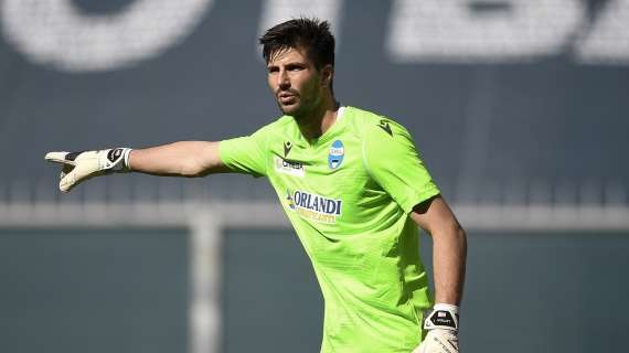 OFFICIAL - CFR Cluj sign Croatian goalie Letica from Club Brugge
