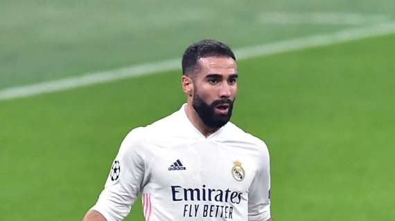LA LIGA - Real Madrid, Dani Carvajal yet to recover