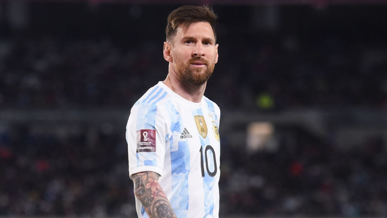 World Cup hangover: Messi one of over 70 South Americans missing from Europe's top leagues this weekend