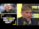 """""""THEY CAN DO WHAT THEY WANT!""""🙄 Simon Jordan says Newcastle United don't owe the public a statement"""