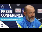 """""""Bergwijn is getting back to his highest levels.""""   Nuno's pre-Newcastle United Press Conference"""