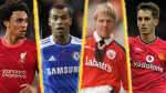 Match of the Day Top 10 podcast: Premier League full-backs