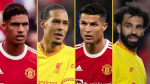 Pick your combined Man Utd-Liverpool XI