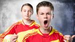 Lawro's Premier League predictions v Jamie Johnson stars Elena Cole and Haydn Craven