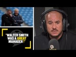 """""""HE WAS A GREAT MANAGER!"""" 👏 Alan Brazil, Gabby Agbonlahor & Ray Parlour remember Walter Smith"""