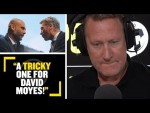 """""""A TRICKY ONE FOR DAVID MOYES!""""😰 Danny Mills & Ray Parlour preview West Ham v Man City"""
