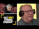 """""""OLE ISN'T STRONG ENOUGH!""""😡 Alan Brazil criticises Ole Gunnar Solskjaer and #MUFC's midfield duo"""