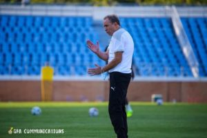 We were lucky in some moments of the Zimbabwe game – Milovan Rajevac admits