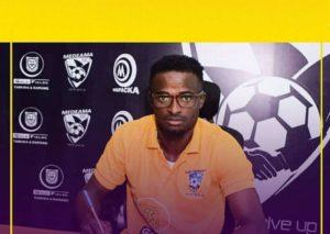 Samuel Frimpong has top-level attributes to help Medeama – Coach Ignatius Osei-Fosu
