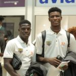 Hearts of Oak players arrive in Morocco ahead of CAF Champions League match against WAC