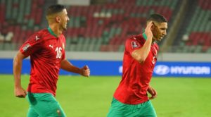 2022 World Cup qualifiers: Morocco score five after Guinea-Bissau hit by medical drama