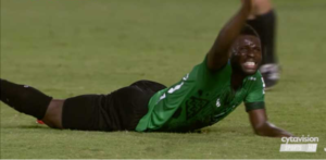 Injured Ghanaian midfielder Alhassan Wakaso ruled out of action for five months