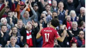 African players in Europe: Brilliant Salah set to overtake Drogba