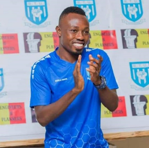 Ex-Ashantigold midfielder David Abagna unveiled by Real Tamale United