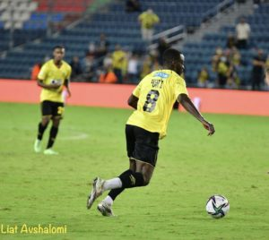 We should have picked all three points, says Beitar Jerusalem winger Edwin Gyasi after Kiryat Shmona draw