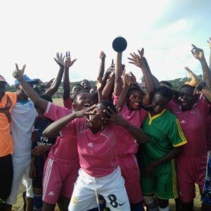 Women's Zonan Championship: Essiam Ladies defeat Army Ladies, Faith Ladies thrash Valued girls
