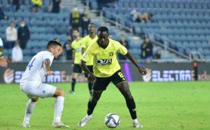 Ghana's Edwin Gyasi pleased with performance for Beitar Jerusalem in draw against Kiryat Shmona
