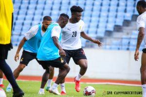 2022 FIFA WCQ: Black Stars thrash Soccer Interlectuals 8-0 in friendly ahead of Zimbabwe game