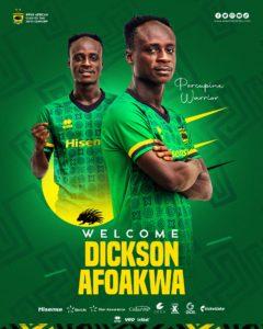 Full list of all 11 Asante Kotoko new signings