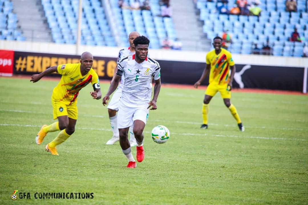 'No Thomas, no Partey' – FIFA react to Ghana's win over Zimbabwe