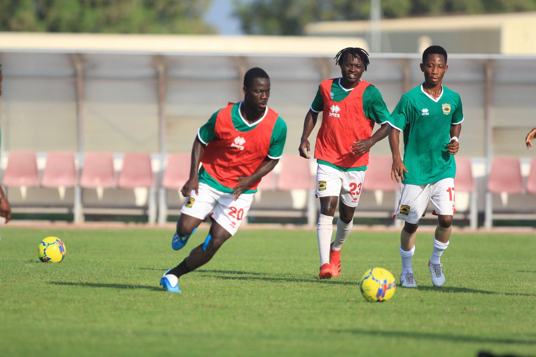VIDEO: Asante Kotoko suffer defeat to Al Hilal in pre-season friendly