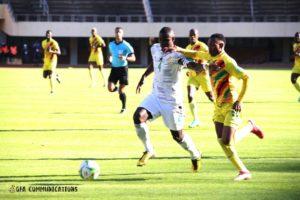 Defender Jonathan Mensah heaps praise on Ghana teammates after double win over Zimbabwe
