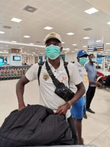 Hearts of Oak arrive in Ghana after CAF Champions League exit