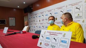 Milovan Rajevac explains decision to give Andre Ayew a holding midfielder role in Zimbabwe game