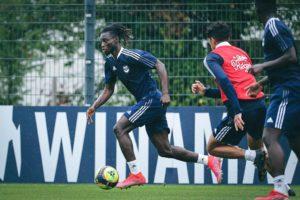 Bordeaux coach Vladimir Petkovic happy with Gideon's Mensah growth at club