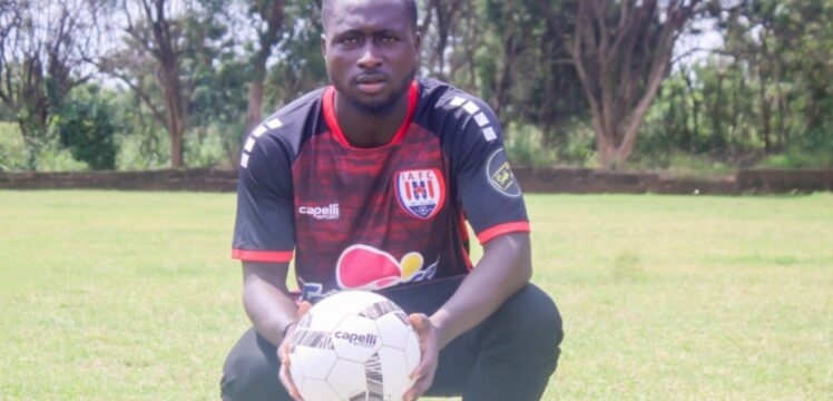 Inter Allies confirm Nathaniel Kwaw signing on a three-year deal