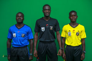 2021/22 Ghana Premier League: Referees committee appoint officials for matchday 1