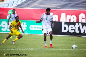 Thomas Partey: I'm ready to sacrifice to play in any position to help Ghana