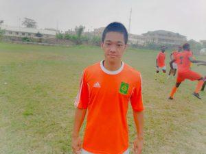 Japanese forward Jindo Morishita set to rejoin Ebusua Dwarfs ahead of new season