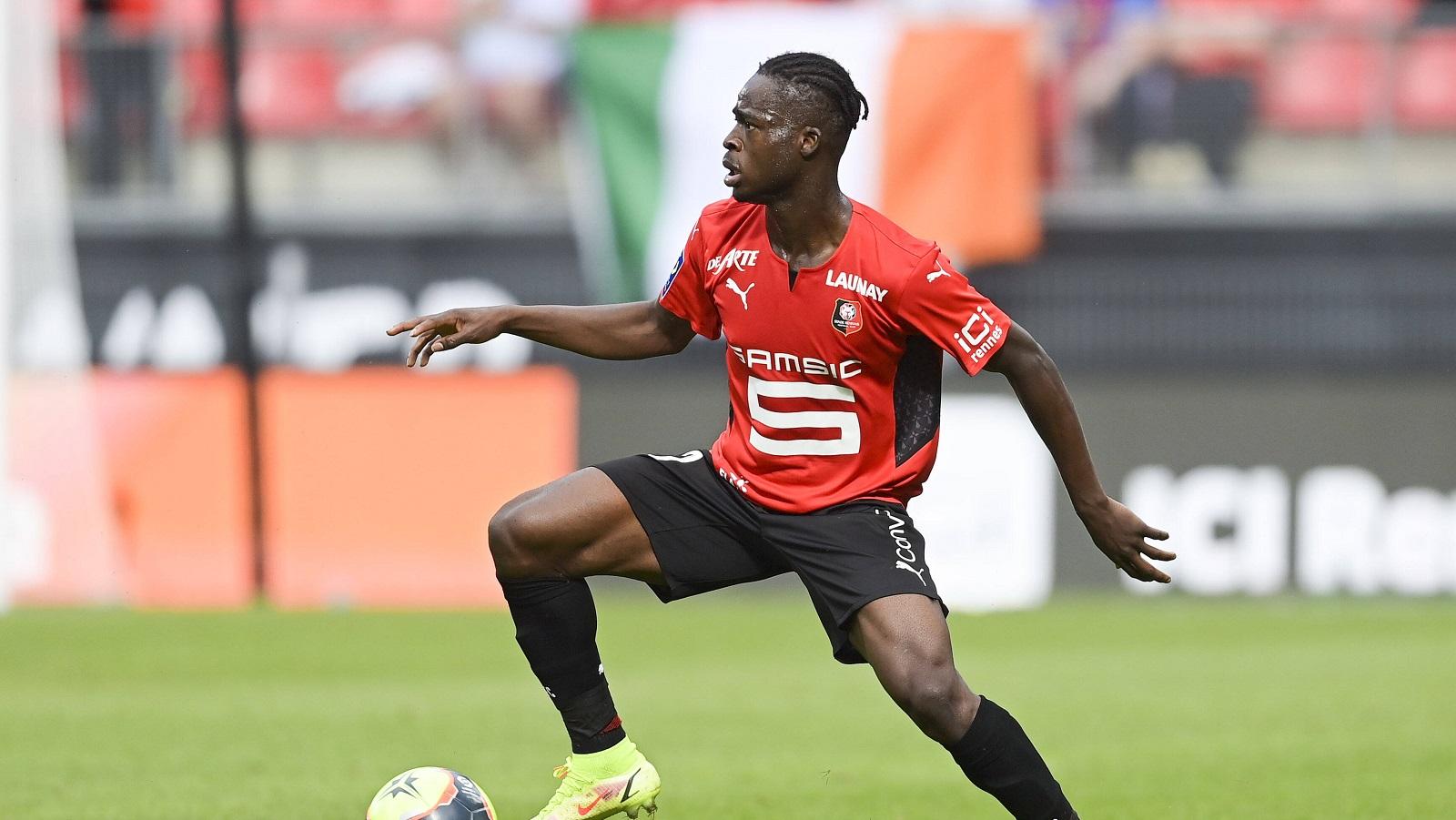Ghana star Kamaldeen Sulemana named in best eleven summer signings of 21/22