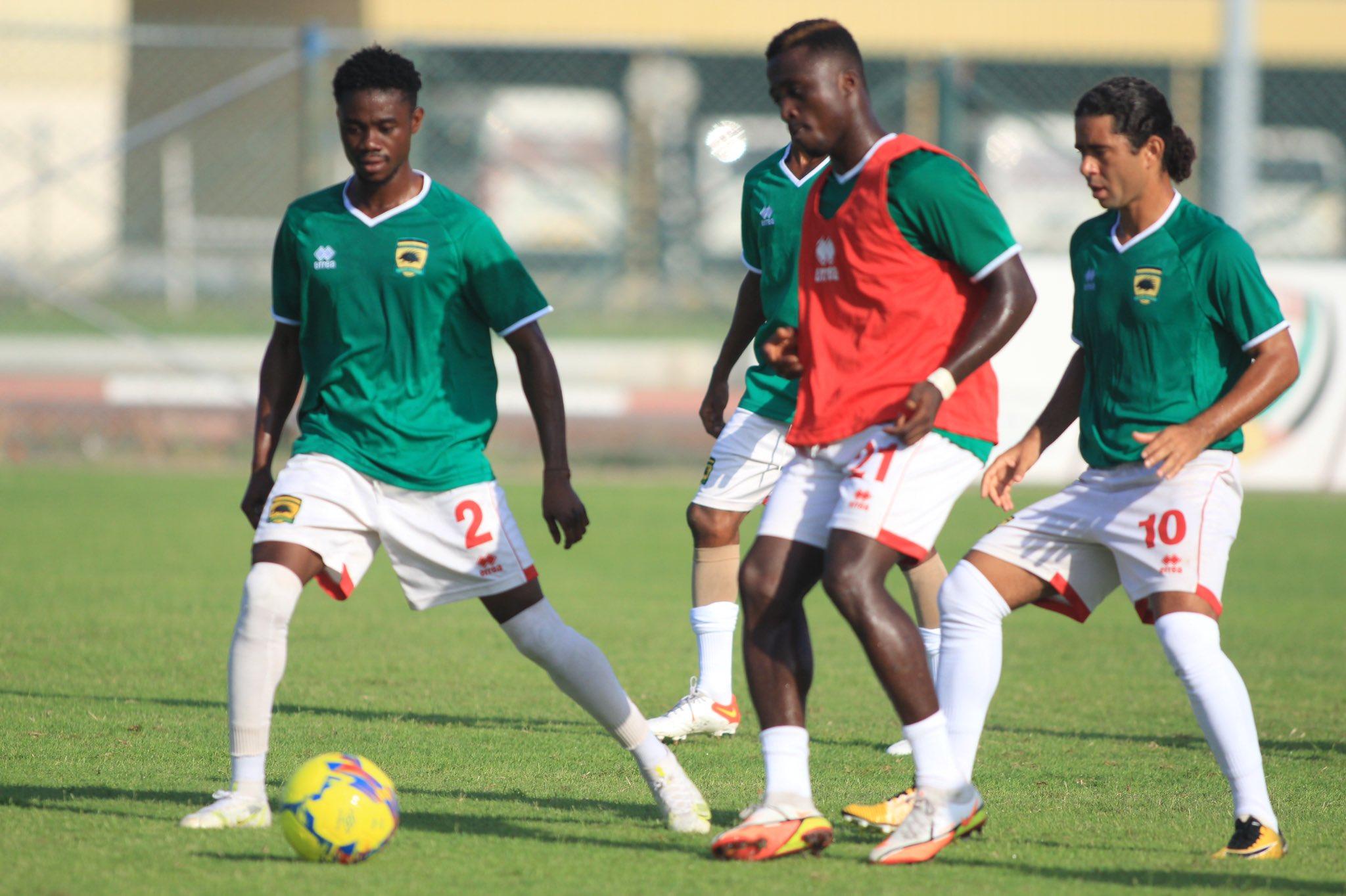 Pre-season friendly: Asante Kotoko suffer defeat to Al Hilal in Dubai