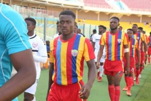 Elmina Sharks sign Mitchelle Sarpong from Hearts of Oak on season-long deal