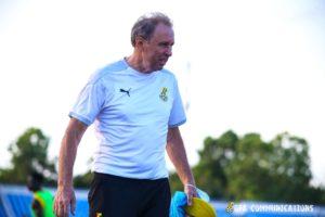 2022 FIFA WCQ: Milovan Rajevac names Ghana starting eleven to face Zimbabwe