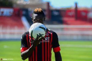 CAF Confederation Cup: USM Alger striker Kwame Opoku backs Hearts of Oak to eliminate JS Saoura