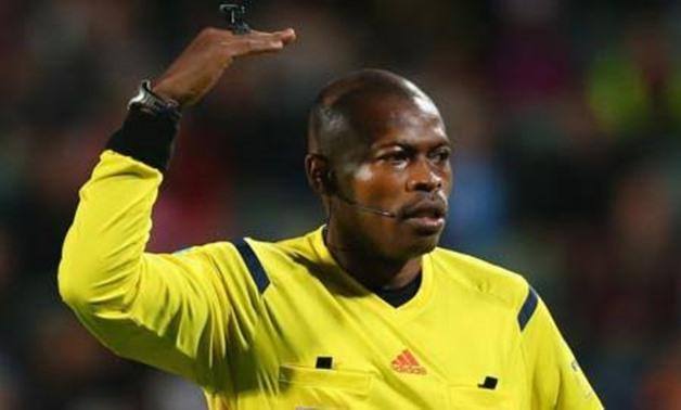 CAF Champions League: Gabonese referee Eric Otogo Castane to officiate WAC vs Hearts of Oak clash