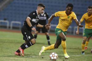 Ghanaian teenager Abasa Aremeyaw included in MSK Zilina Team B line -up to host Skalica in Slovakia 2 Liga