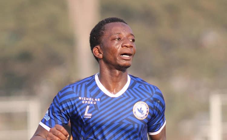 Confirmed: Berekum Chelsea confirm Ushau Abu's move to Hearts of Oak