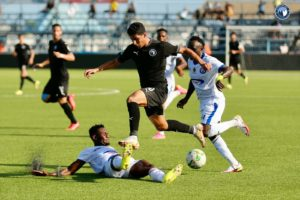 CAF Confederation Cup: Egyptian duo, Sfaxien, Saoura and Coton to next round, Binga fairytale continues