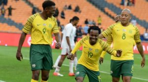 2022 FIFA WCQ: South Africa pile pressure on Ghana after crucial win at Ethiopia